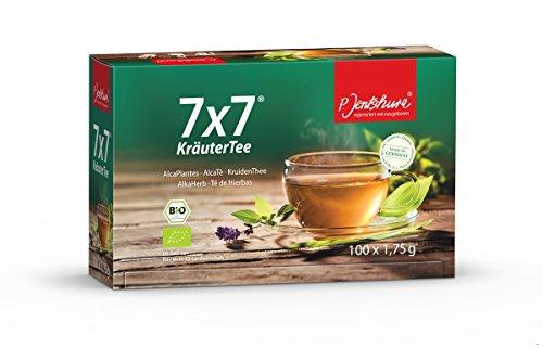 Jentschura 7x7 Kräutertee 100 Filterbeutel à 1,75gr.