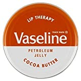 VASELINE LIP BALM TINS - [Cocoa Butter (Brown Tin),6]