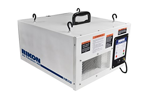 Rikon Power Tools Air Filtration System for Homeshop