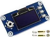 1.3inch OLED Display HAT for Jetson Nano and Raspberry Pi 3B+/3B/2B/Zero/Zero...