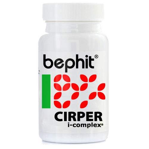 CIRPER I-COMPLEX (Hammamelis + Castaño Indias + Rusco + Espino blanco + Bioflavonoides + Vitamina C BEPHIT - 60 cápsulas 640 mb