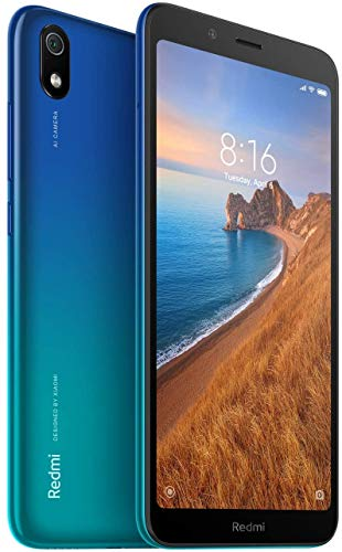 Smartphone Xiaomi Redmi 7A 2GB Ram Tela 5.45 32GB Camera 12MP - Azul