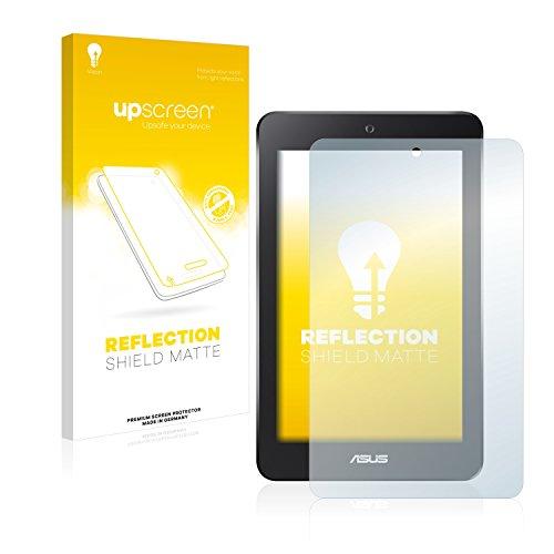 upscreen Entspiegelungs-Schutzfolie kompatibel mit Asus MeMo Pad HD 7 ME173X – Anti-Reflex Bildschirmschutz-Folie Matt