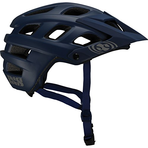 IXS Enduro-MTB Helm Trail RS EVO Blau Gr. M/L,58-62/M-L