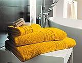SELECT-ED® - Juego de 4 toallas de baño (100% algodón egipcio, 4 unidades,...