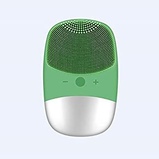 Comfortabele Elektrische Gezicht Brush, Vibration Foreoing gezichtsreiniging Brush Siliconen Electric Sonic Cleanser Water...