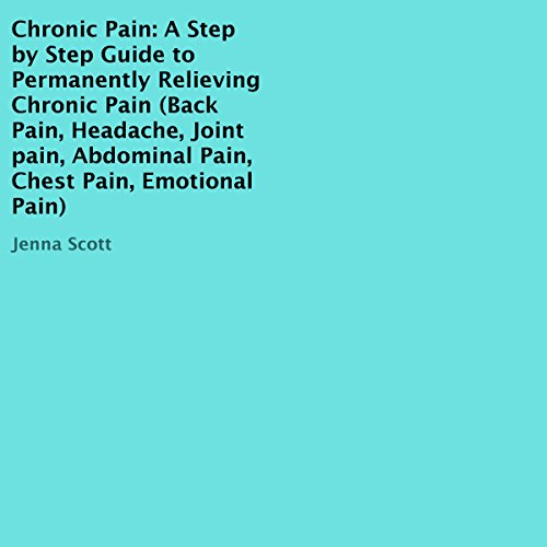 Chronic Pain audiobook cover art