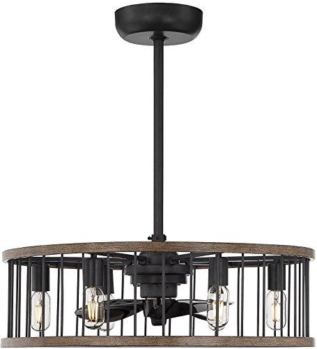 Savoy House 26-9472-FD-133 Kona 8-Light Fan D'lier (26' W x 28'H)