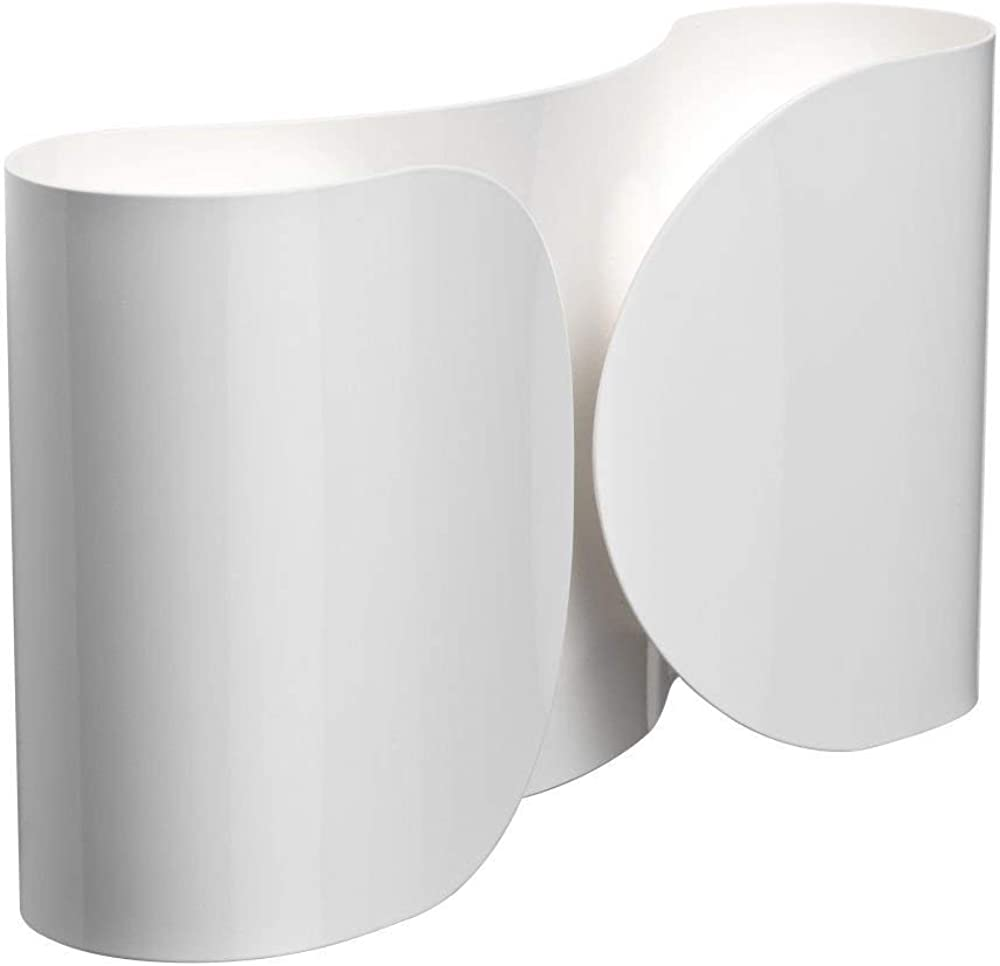 Flos - lampada da parete foglio, bianco F2400009
