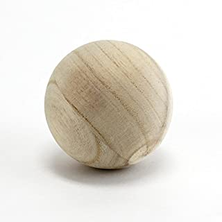 Best unfinished wood balls Reviews