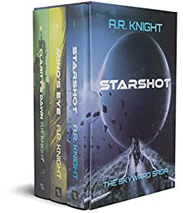 Beyond the Sky: The Skyward Saga 1-3 Box Set by [A.R. Knight]