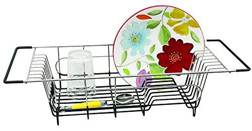 Better Houseware # 1484.8 Over Sink dish drainer 19.25 x 8.25 x 4.5