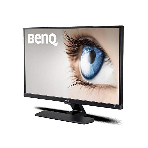 BenQ EW3270ZL 32 Inch QHD Video Enjoyment Monitor, Eye-Care, 100 Percent sRGB, Bezel less, B.I. Sensor - Black 5