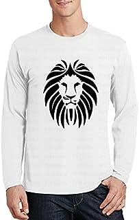 Long Sleeve Cotton T-Shirt For Men 2725616757435