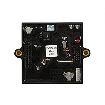 Generac PCB ASSY ELEC GOV/IDLE Controller Part# 0D4409