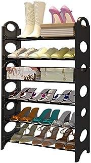 JJZXT Multicouche Assemblez Shoe Rack de Haute qualité de tuyaux en Acier Chaussures Cabinet Meubles de Salon Organisateur...