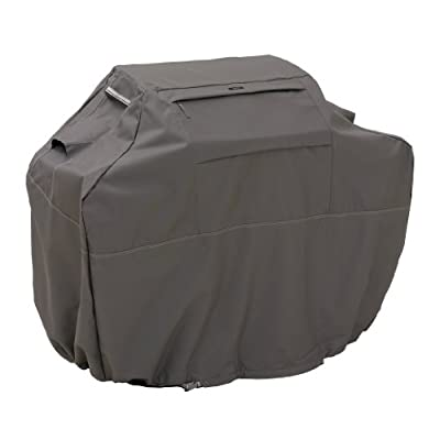 Classic Accessories Ravenna Water-Resistant 58 Inch BBQ Grill Cover
