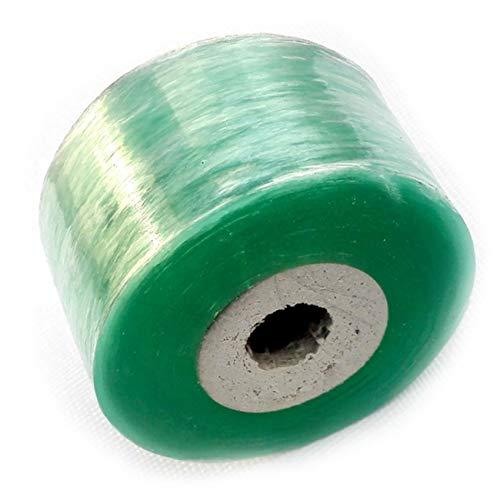 EasyULT Veredelungsband, Transparent Pfropfband Selbstklebend Feuchtigkeit Pflanze, Fuß Pfropfen Dehnbare Band, Biologisch Abbaubar, Feuchtigkeitssperre