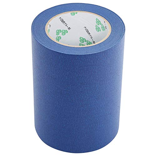 "HYDDNice 6.3"" x 164ft Professional Blue Painters Tape Blue Adhesive Tape for 3D Printer"
