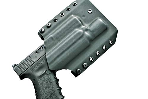 LIGHTBEARING OWB Holster for Glock 19 with SUREFIRE X300...