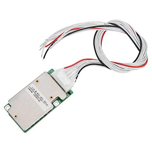 Tablero flexible de protección de batería de celda de iones de litio 18650 36V 10A 10S Tablero BMS para triciclos eléctricos(Without balance)