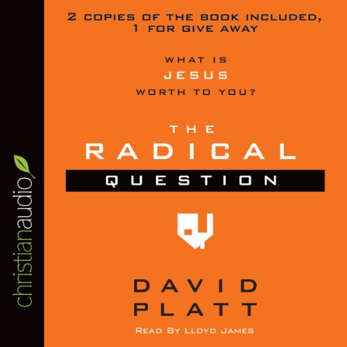 The Radical Question audiobook cover art