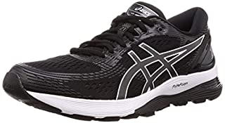 ASICS Gel-Nimbus 21, Scarpe da Running Donna, Nero (Black/Dark Grey 001), 40.5 EU (B07K7PCPK7) | Amazon price tracker / tracking, Amazon price history charts, Amazon price watches, Amazon price drop alerts