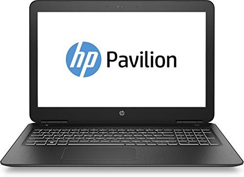 HP Pavilion 15-bc305ns - Portátil de 15.6' Full HD (Intel Core i5-7200U, RAM de 8 GB, HDD de 1 TB, NVIDIA GeForce GTX 950M 2GB GDDR5, sin Sistema operativo), Negro Sombra - Teclado QWERTY Español