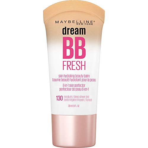 Maybelline Dream Fresh BB Cream Makeup, Medium/Deep, 1 fl. oz.