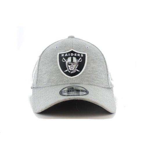 New Era NFL OAKLAND RAIDERS Jersey Prime 39THIRTY - Gorra, team, M / L