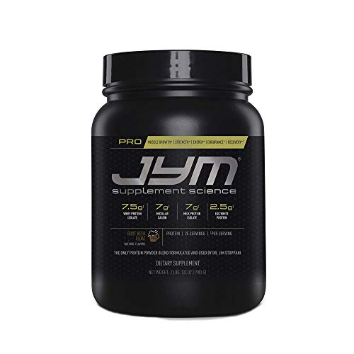 Pro Jym Protein Powder - Root Beer …