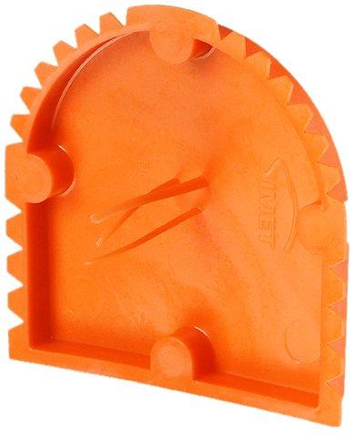 f-tronic Putzdeckel halbrund für Unterputz-Gerätedose massiv, UPD1, Inhalt: 50, Stück