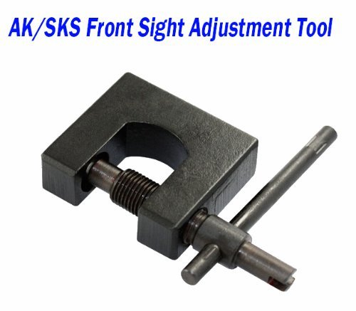 AIM Sports Sk/SKS Front Sight Adjustment Tool (Black, Small) &