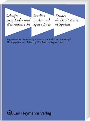 Die neue Raumfahrtkompetenz der EU (Schriften zum Luft- und Weltraumrecht)