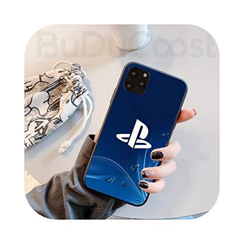 Funda para teléfono PlayStation PS para iPhone 12 Pro Max 11 Pro XS MAX 8 7 6 6S Plus X 5S SE 2020 12Mini XR case-a6-For 11 Pro Max