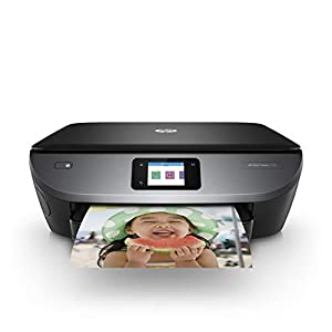 HP ENVY Photo 7155 All-in-One Photo Printer with Wireless Printing, Instant Ink ready – White (K7G93A#742)