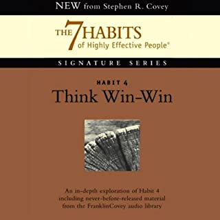 Think Win-Win audiobook cover art