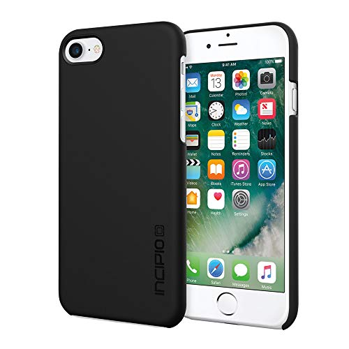 iPhone 7 Case, Incipio Feather Case [Ultra-Thin][Lightweight] Cover fits Apple iPhone 7 - Black