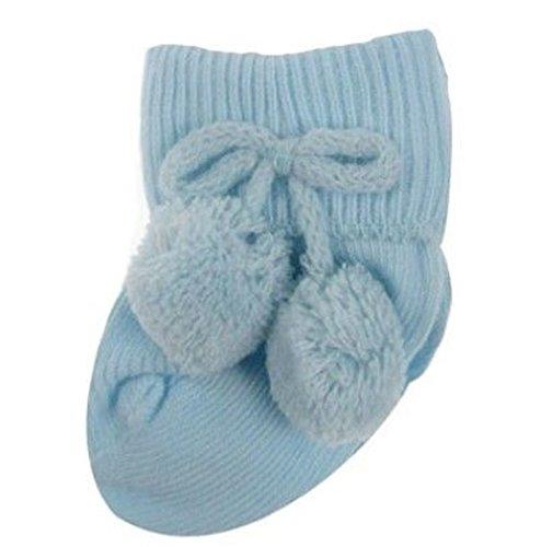 Soft Touch - Chaussette - Bébé (garçon) 0 à 24 mois - Bleu - taille unique