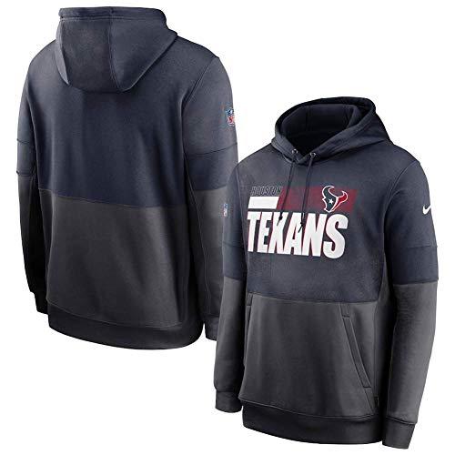 NFLSHX LGG - Sudadera con capucha para hombre, diseño de fútbol americano americano, para aficionados (color: G, tamaño: mediano)