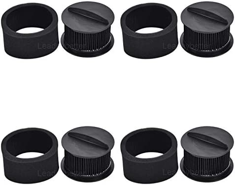 2 Replacement Filter for Bissell Power Force & Helix Turbo Inner and Outer Filter Set Bissell 32R9,203-7913