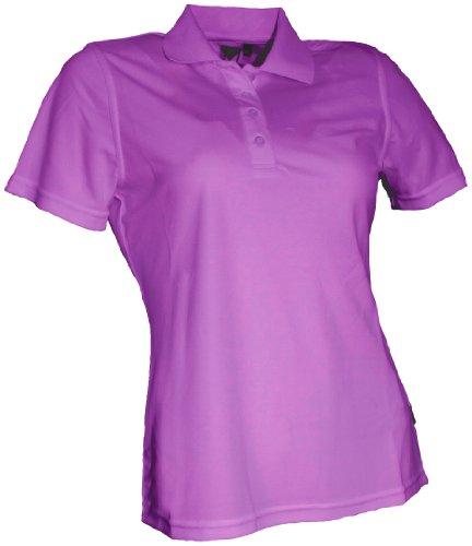 Maier Sports Polo Theresa Femme Violet Violet 38
