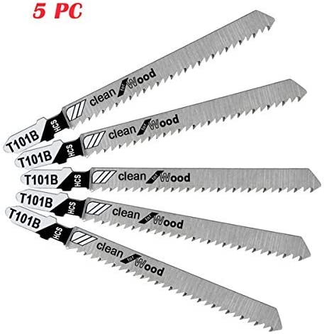 Toolman Jig Saw Blades Universal unisex Fit Wood Custome For T-Shank 4