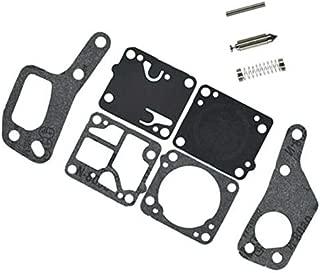 HQParts Carburetor Repair Kit Zama RB-19, for M1-M7 Carburetors on McCulloch Mini-Mac Saws Mac 110 120 130 140