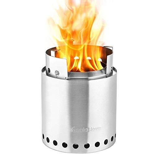 ソロストーブ solo stove ソロストーブ キャンプファイヤー SSCF