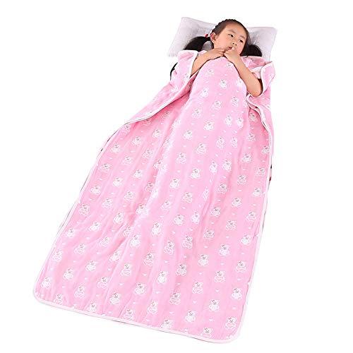 Babyschlafsack Kind Anti-Kick Quilt Babyschlafsack vier Jahreszeiten 0-12 Jahre-F_80 * 150cm kinder schlafsack schlafsack für kleinkinder