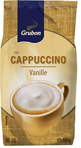 Grubon Schaum-Cappuccino Typ Vanille, 10 x 500g = 5,00 Kg