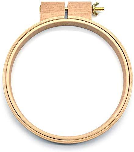 oak embroidery hoop - 4