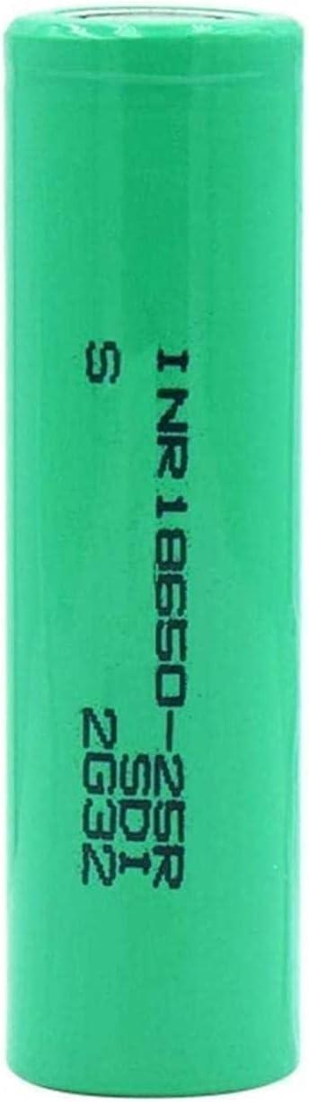 3 7V Max 42% OFF 2500mAh InR18650-25R Max 58% OFF Li-ion Battery Download Runnin Lithium