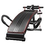 Bancos Fitness Tabla De Abdominales Pesas para El Hogar Tabla De Musculación Abdominal Pesas Multifunción Ajustable De Abdominales Ajustables